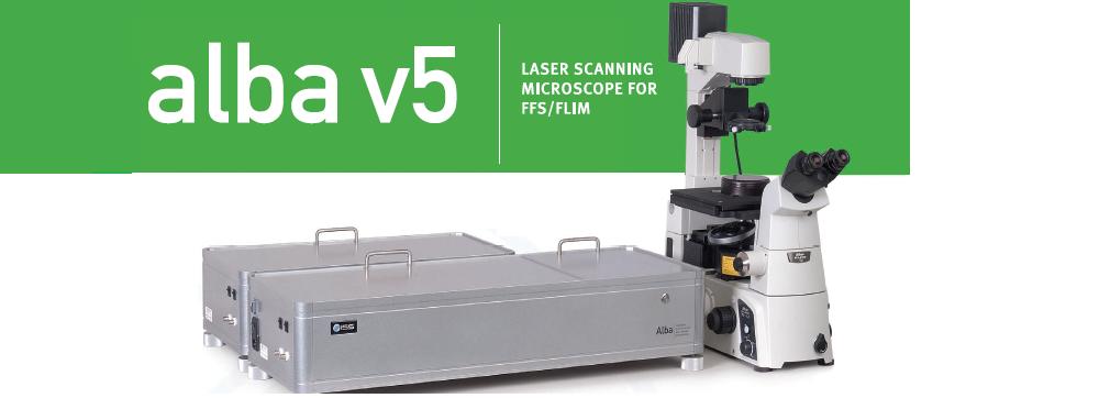Alba V5  高分辨多维激光共焦荧光显微镜