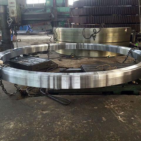 Latest Finished Gear Ring Parts- Henan Yizhi Machinery