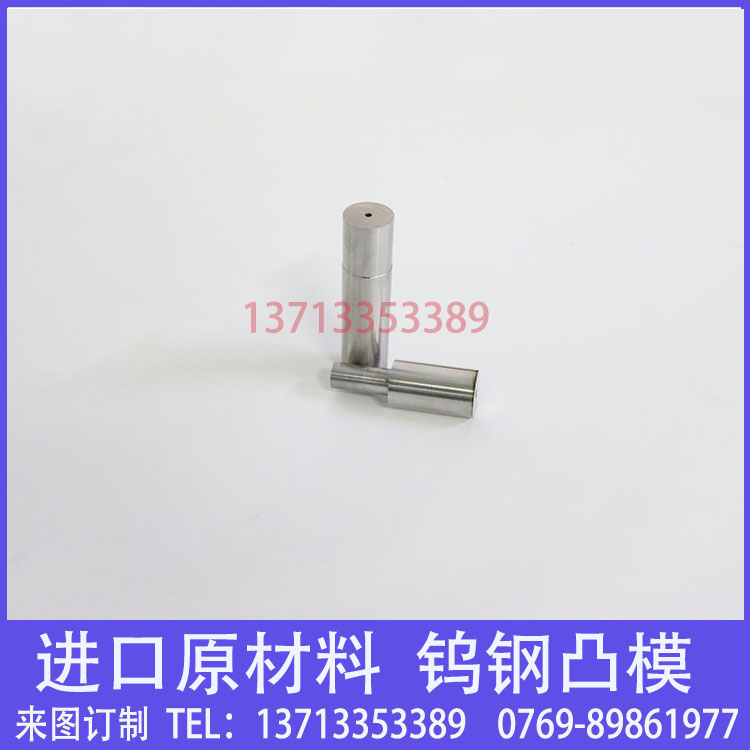 钨钢零件 来图定制 耐磨损精密零件 凸模
