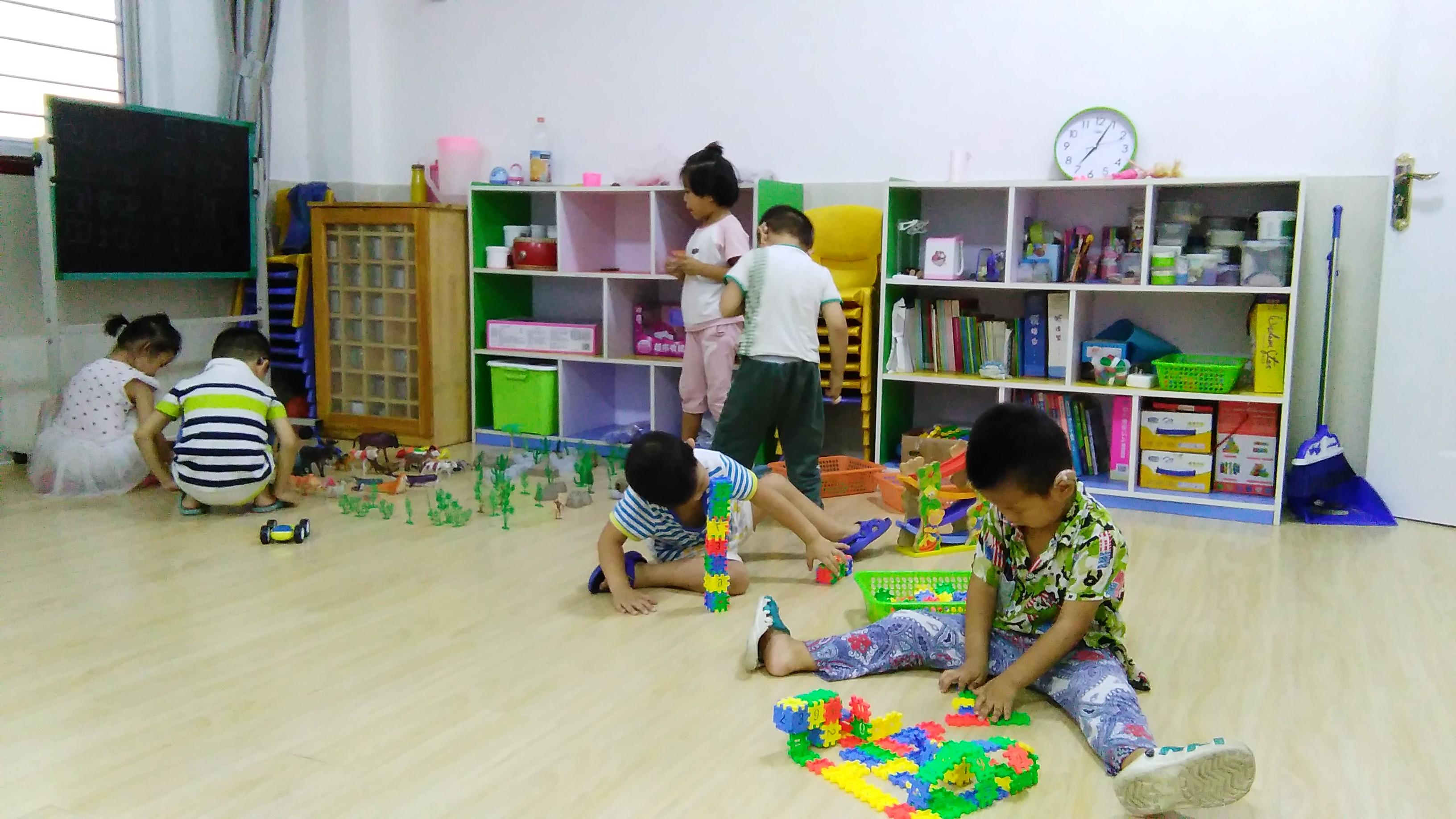 校园环境-集体活动室