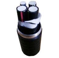 YJHLV22 交联聚乙烯绝缘钢带铠装聚氯乙烯护套铝合金电力电缆