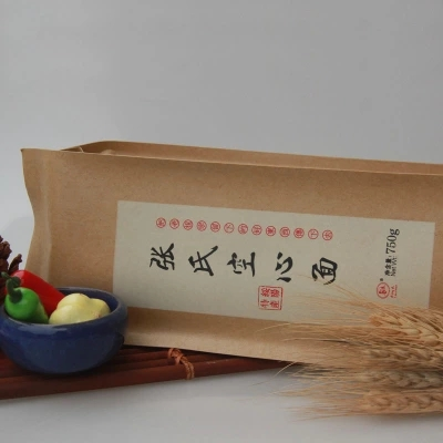 张氏贡面贵州特产绥阳空心面龙须挂面 长寿面宝宝辅食生日面750g