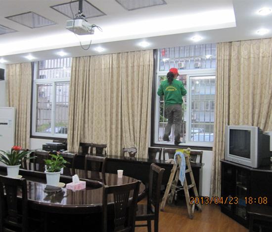宣城市政府办公楼保洁