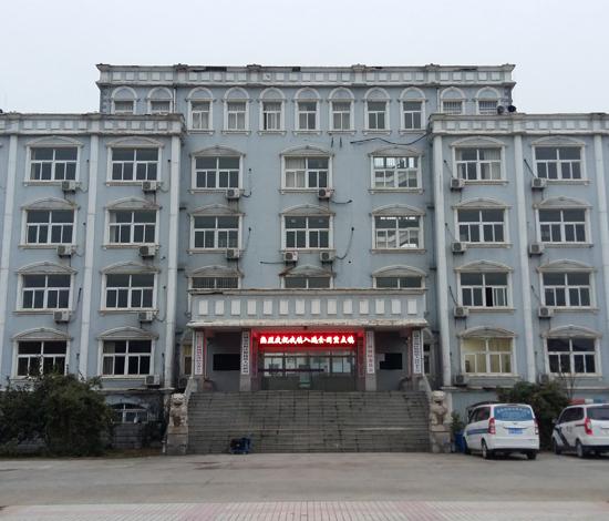 狸桥政府大楼保洁