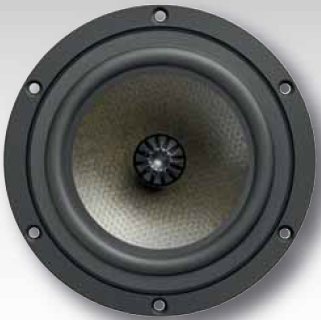 ETON 5-312/C8/25 HEX Symphony 德国伊顿 5英寸中低音喇叭进口家庭发烧单元