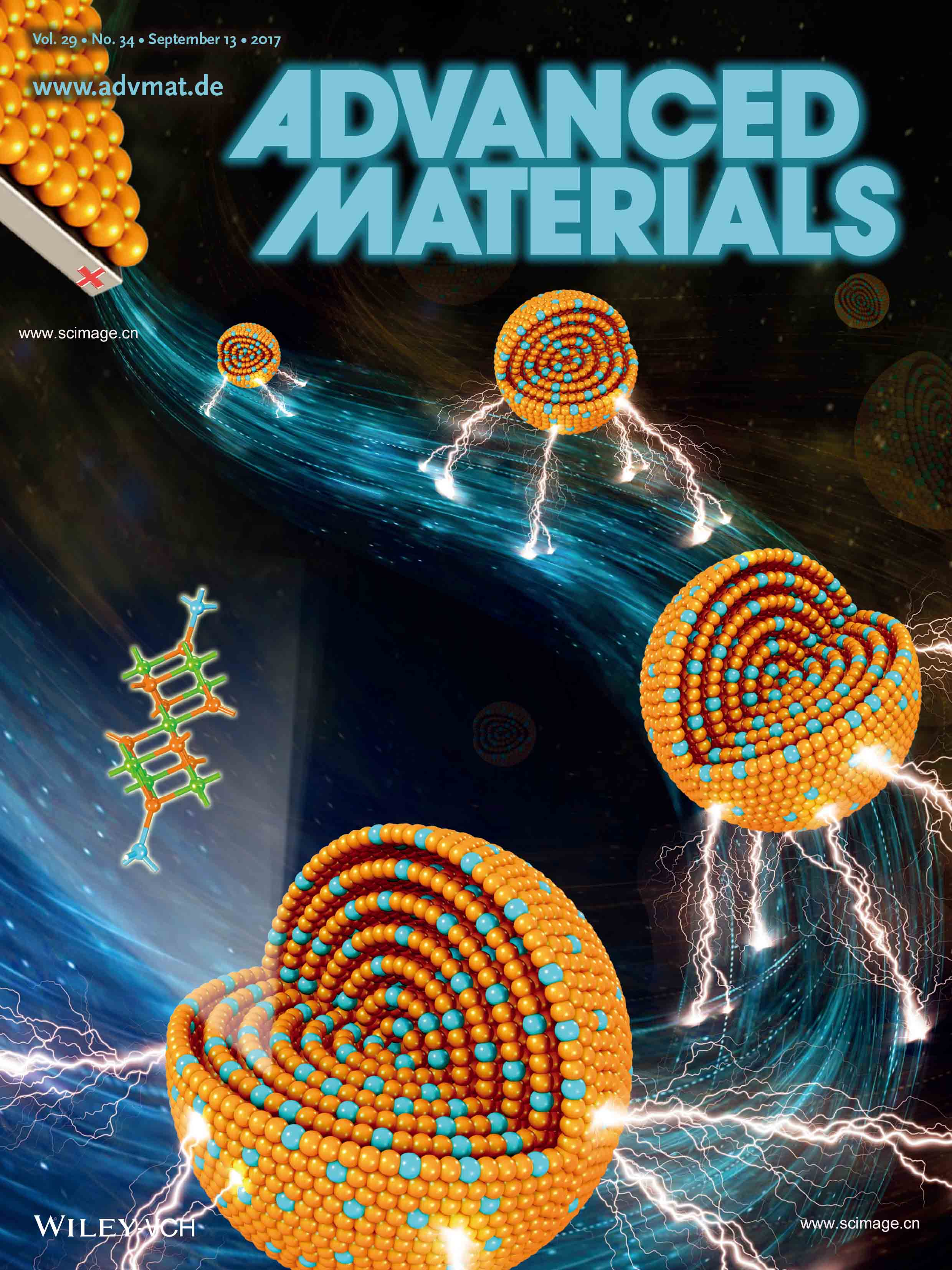 Rechargeable Batteries: Formation of Septuple-Shelled (Co2/3Mn1/3)(Co5/6Mn1/6)2O4 Hollow Spheres as Electrode Material for Alkaline Rechargeable Battery