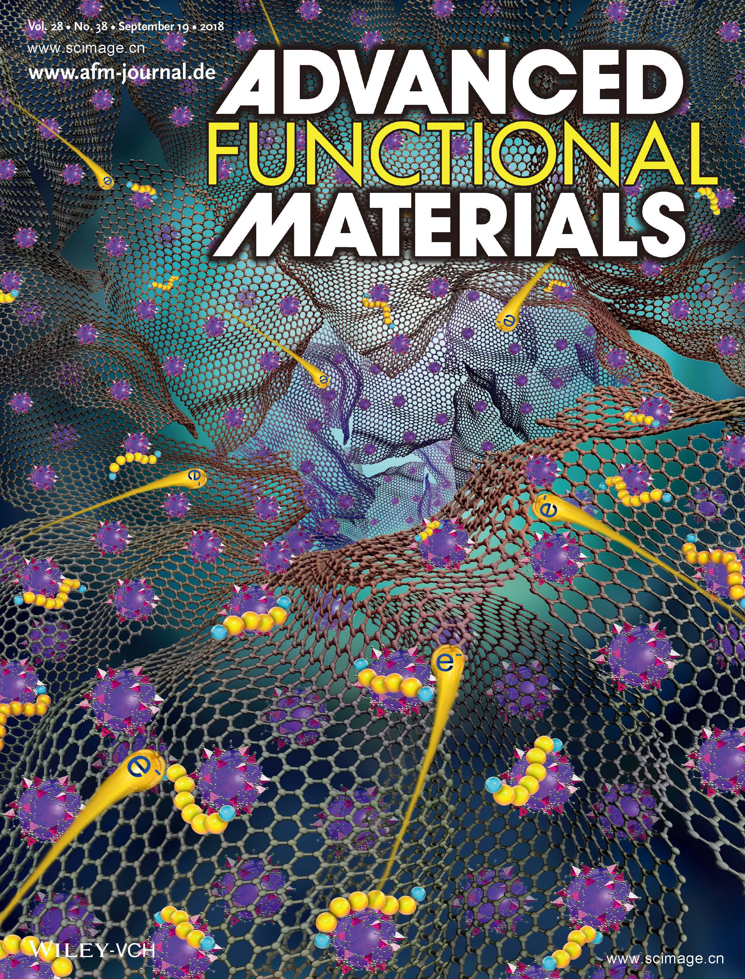 Lithium‐Sulfur Batteries: Metal–Organic Frameworks (MOFs)‐Derived Nitrogen‐  Doped Porous Carbon Anchored on Graphene with Multifunctional Effects for Lithium–Sulfur   Batteries