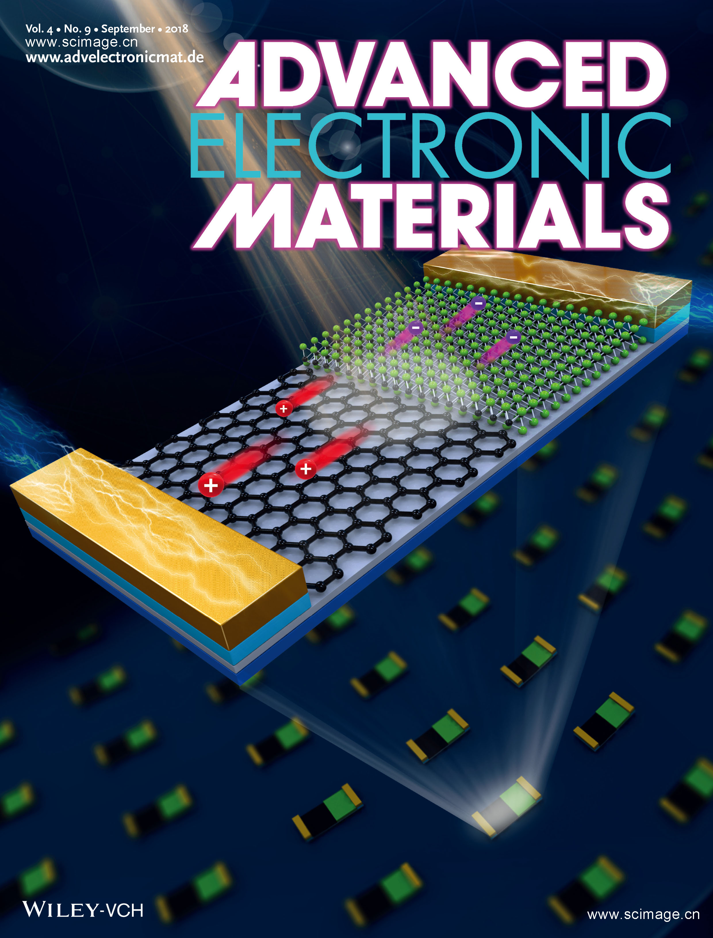 Photodetectors: High Detectivity from a Lateral Graphene–MoS2 Schottky Photodetector Grown by Chemical Vapor Deposition