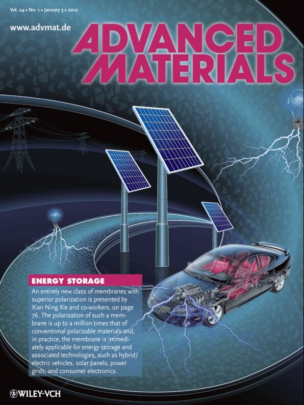 Energy Storage: A Percolating Membrane with Superior Polarization and Power Retention for Rechargeable Energy Storage