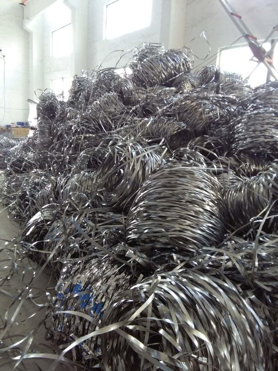 316L(冷轧)不锈钢边丝