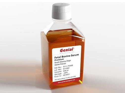 Genial G10-70500 胎牛血清 南美血源 标准版