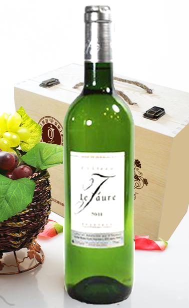 富鹤庄园干白2012年(整箱6瓶起售)