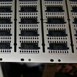 全自动IC料条打码机