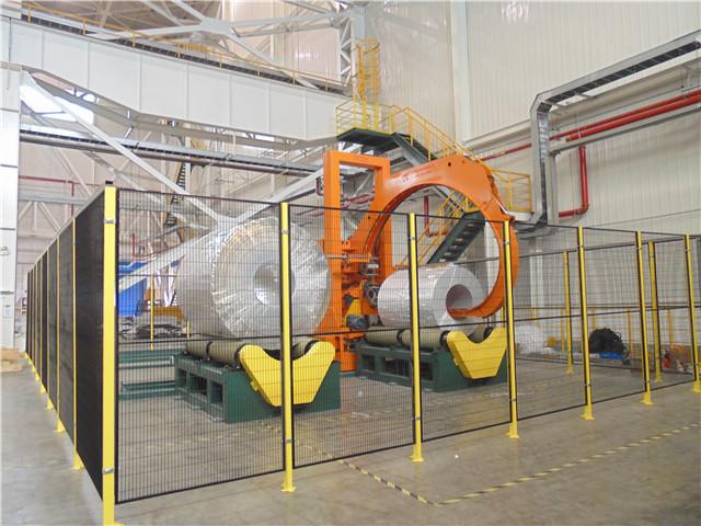 深筒纏繞包裝機 JLST-2000
