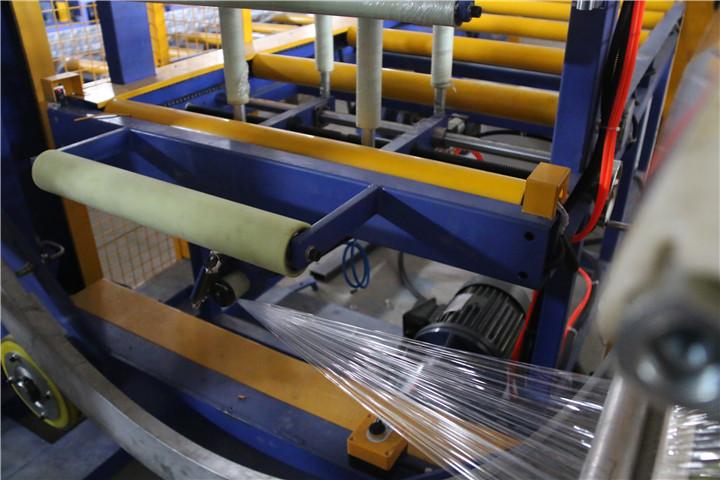 水平缠绕包装机 GG1200