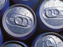 Aluminum coil for beverage can