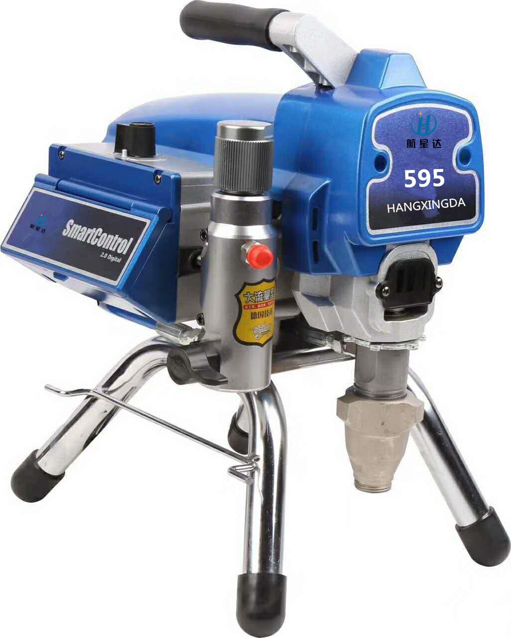 595无气喷涂机(喷漆机)