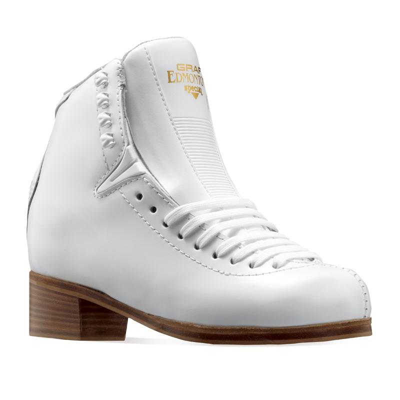 GRAF格拉芙花樣冰刀鞋-Edmonton-V切