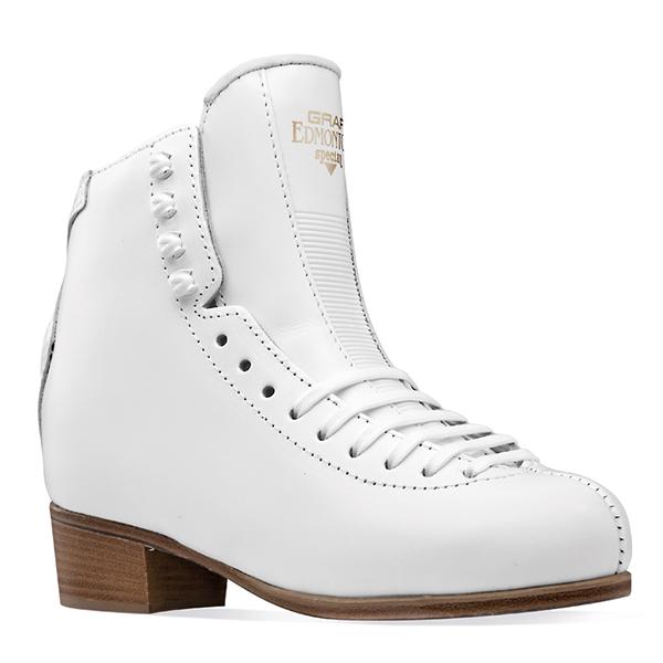 GRAF格拉芙花樣冰刀鞋-Edmonton Classic