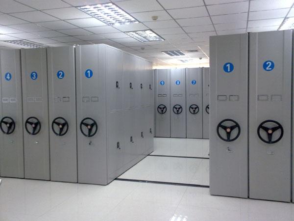 电动密集柜