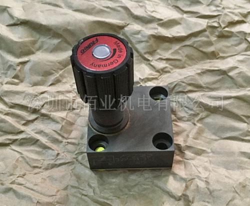 FLUTEC节流阀R900026842,DVP-08-01.1