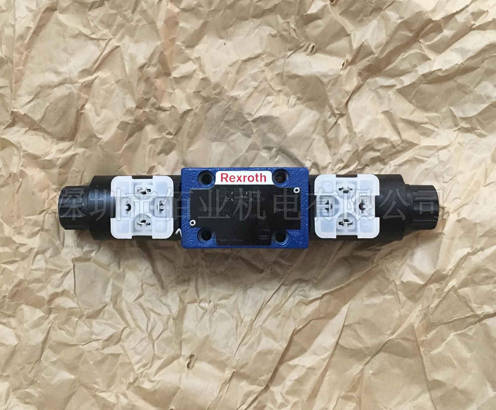 力士乐电磁阀,R901089241,4WE6J70/HG24N9K4