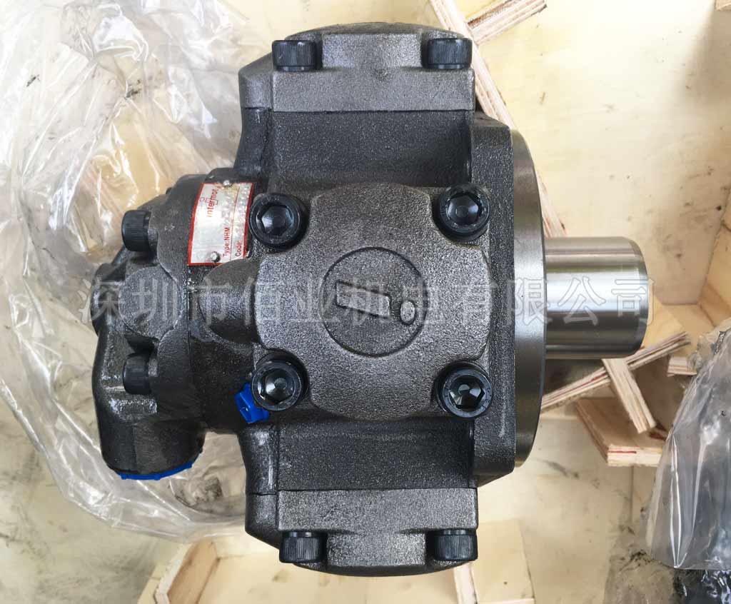 INTERMOT,NHM2-100I,英特姆液压马达