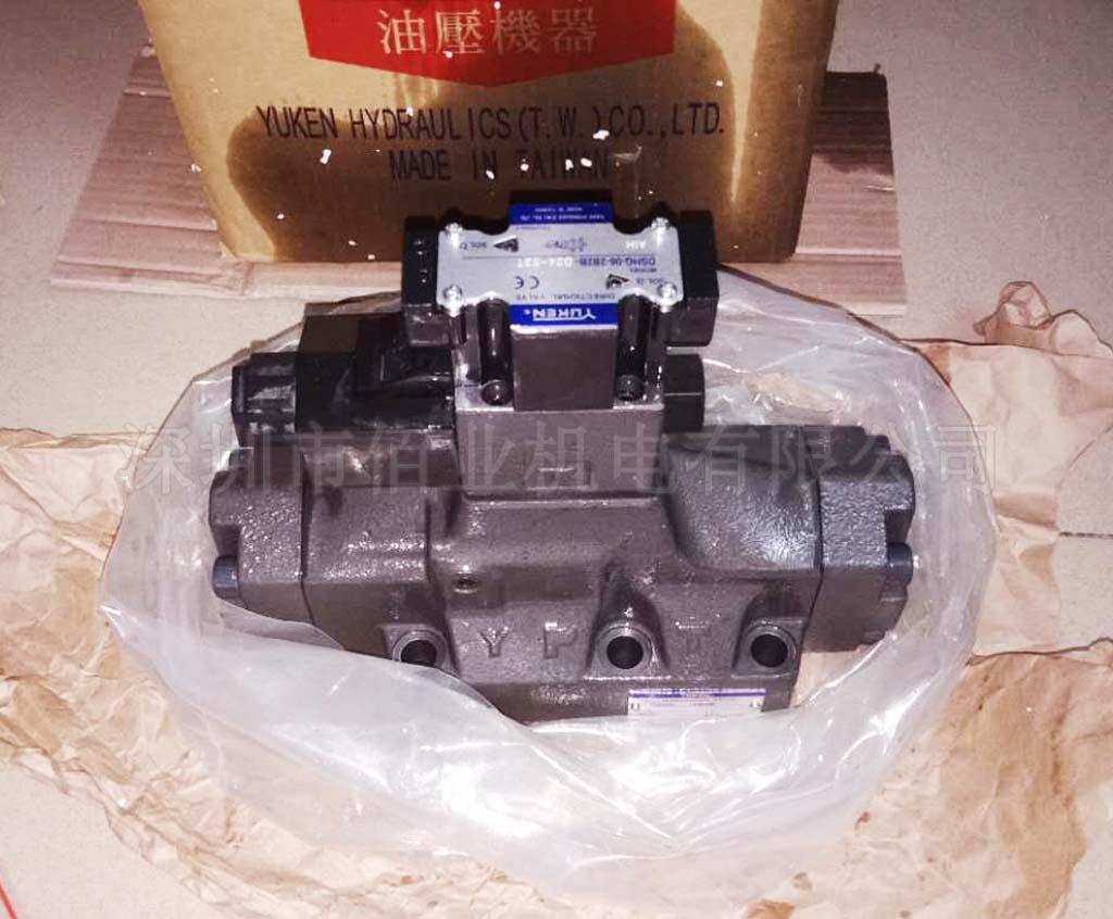 DSHG-06-2B2B-D24-52T,台湾油研电液换向阀