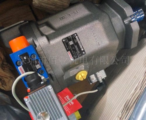 力士樂柱塞泵系統,R900725444,SYDFEE-20/100R-PPA12N00-0000-A0A0VX1