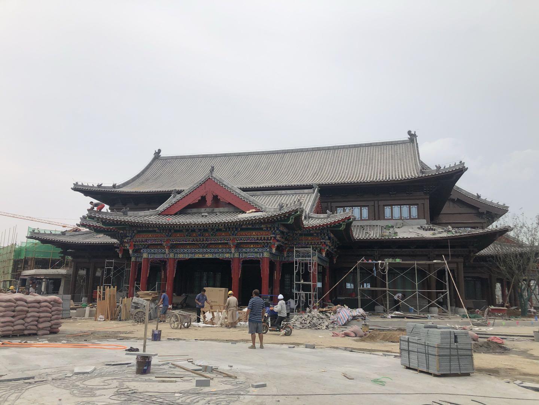 漯河漯湾古镇