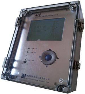 變壓器中性點直流電流遠程監測終端