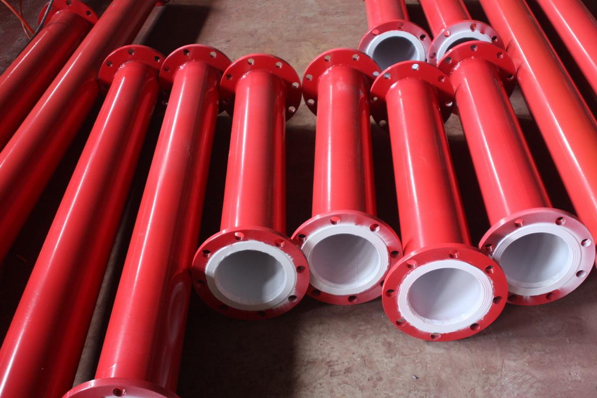 涂塑消防管