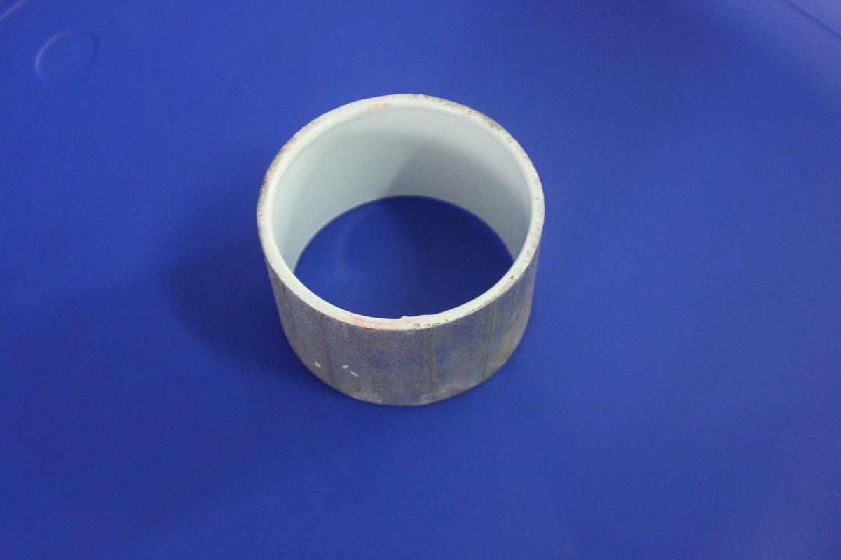 外鍍鋅內涂塑復合管