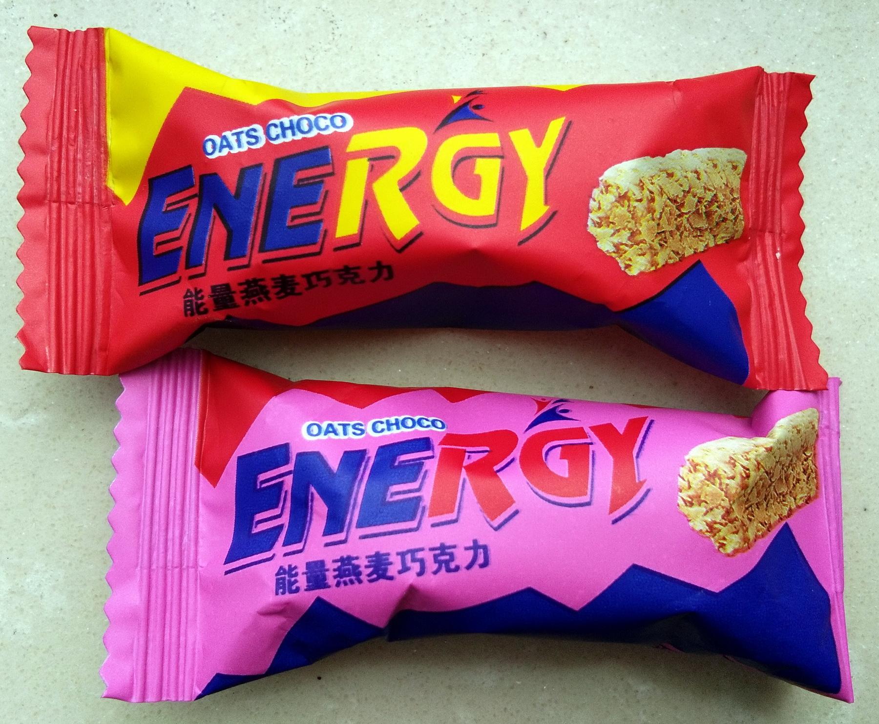 能量燕麦巧克力