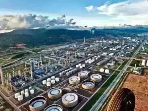 广东珠海BP年产90万吨/年PTA二期建筑施工项目