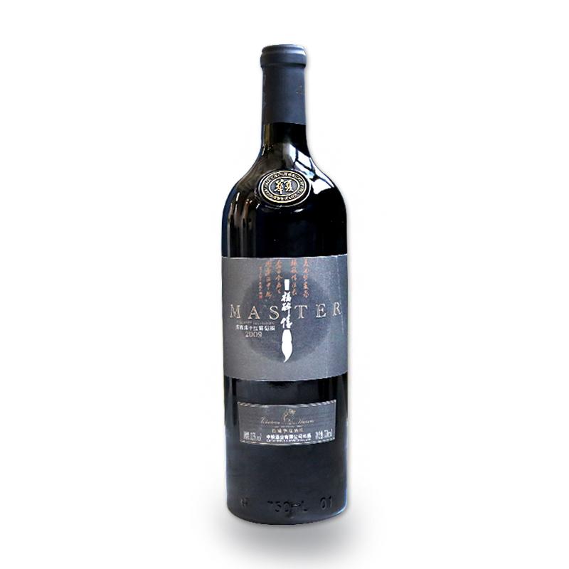 长城华夏赤霞珠干红葡萄酒 750ml(2009)
