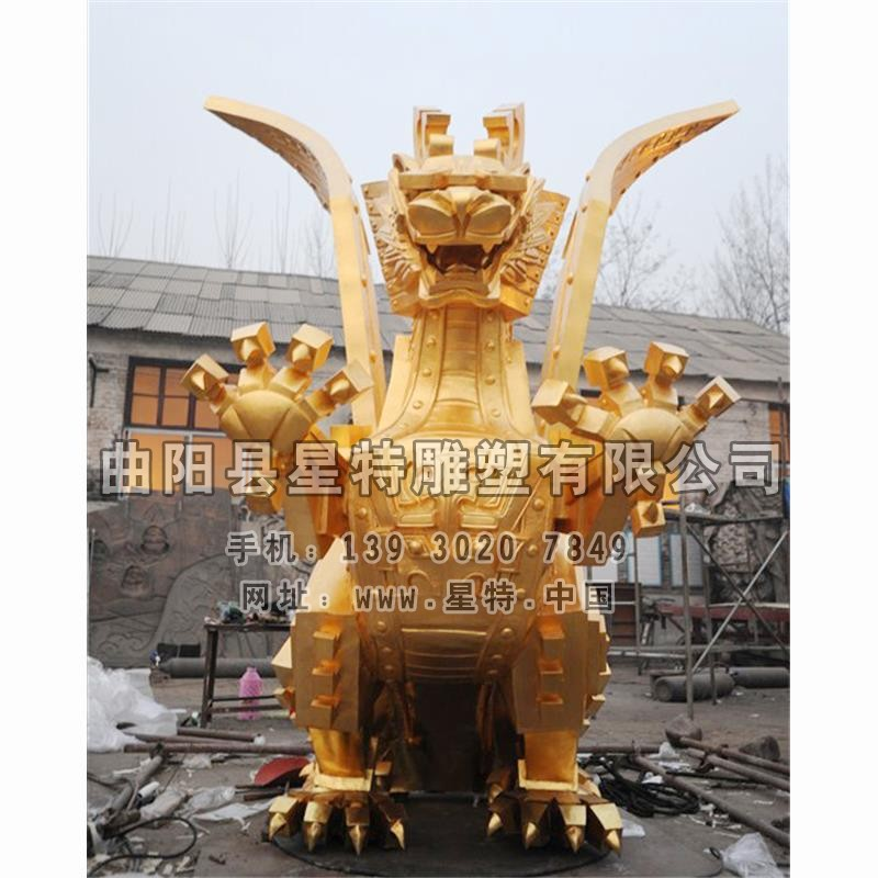 DTDS-1001 锻铜雕塑