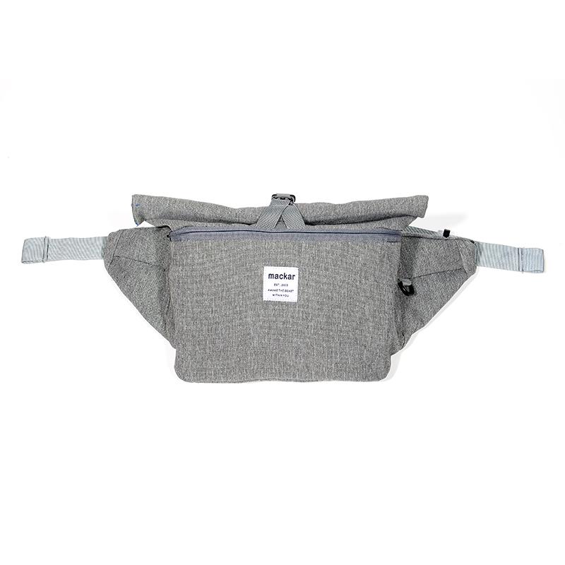 20730#¥192 黑色 麻灰色