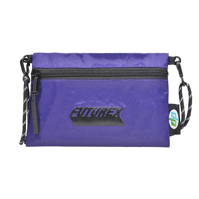 F20818# X-pac ¥156.00白色 荧光绿 紫色 青色