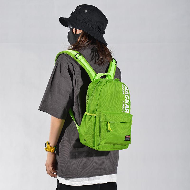 92001 小号 ¥220 黑色 荧光绿
