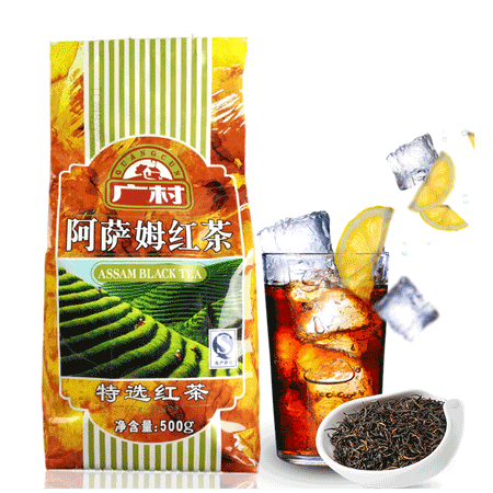 广村阿萨姆红茶