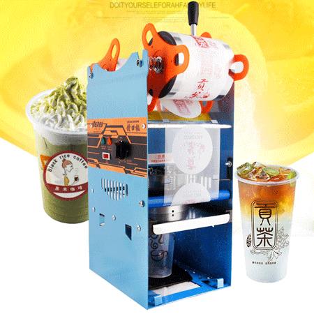 奶茶封口机