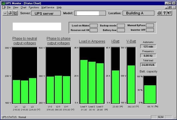 ups监控及电源管理软件