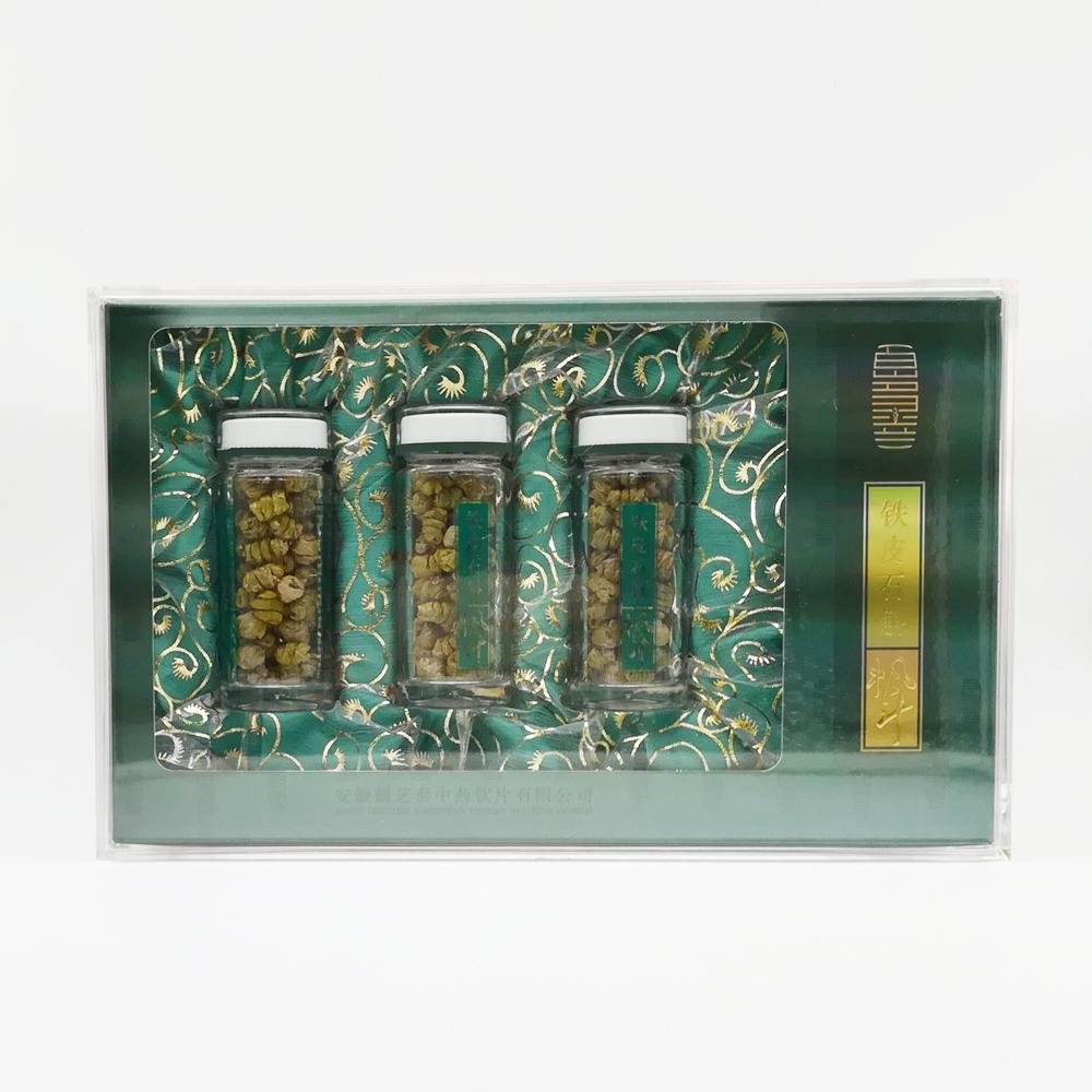 礼盒装 特级铁皮石斛/30克*3瓶