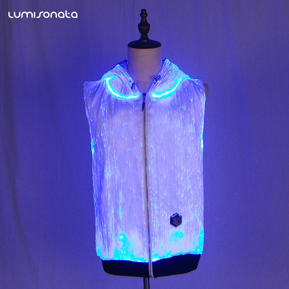 发光光纤服装