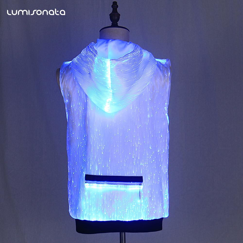 发光光纤衣服