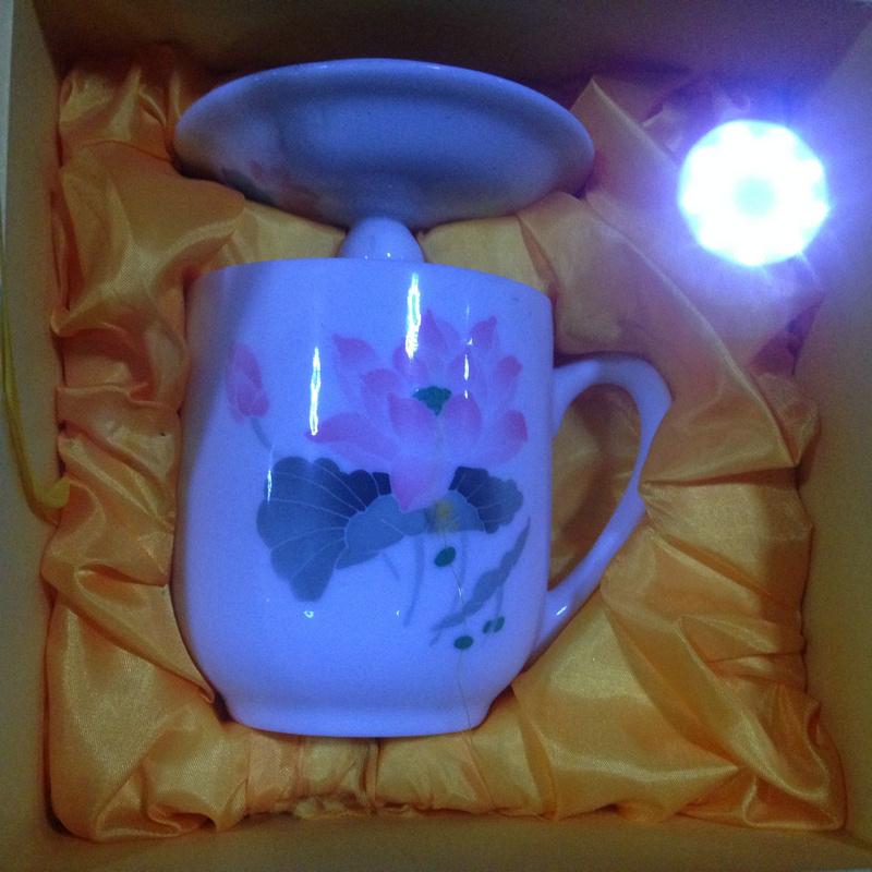青花瓷常务杯