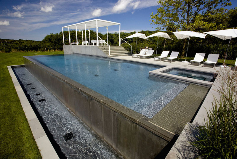Finest Designs of Above Ground Swimming Pool-WATERNICS LIMITED