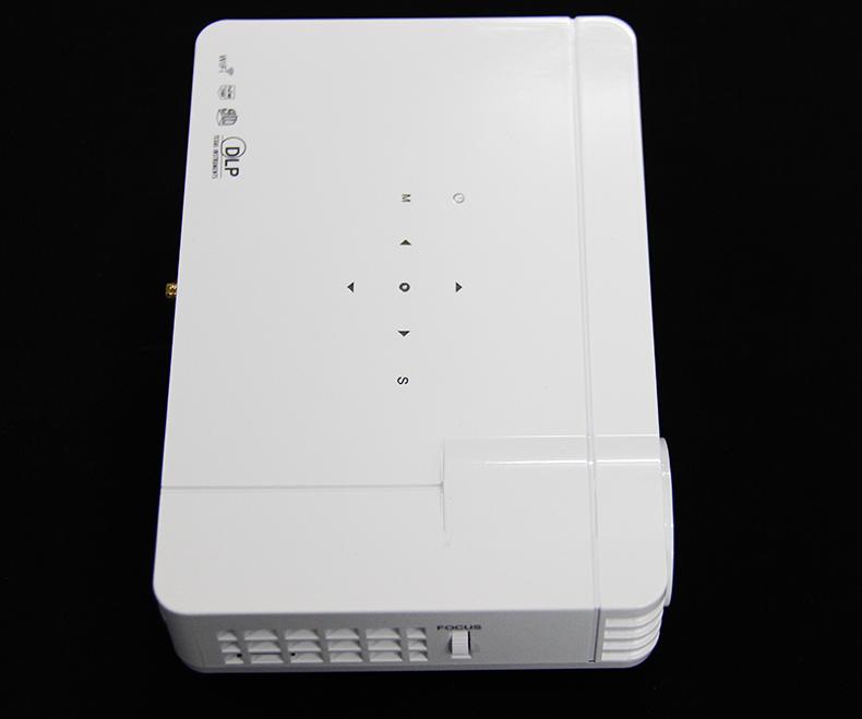 锡恩帝TY108高清3D投影仪