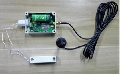 NBIOT无线门炒股合作分成磁传感器